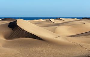De duinen van Maspalomas