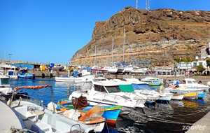 Vissersdorp Puerto de Mogán