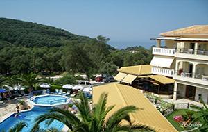 Comfortabel verblijf bij  Adams Hotel Parga