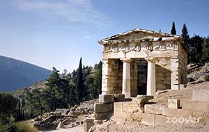 Het prachtig gelegen Delphi
