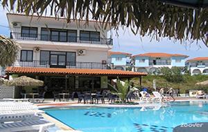 Comfortabel en met mooi uitzicht: Hotel Sonia Village