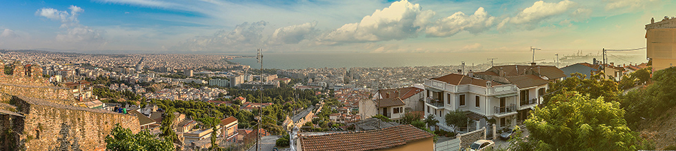 Vaste land en Evia