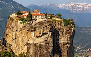 2.Hoogtepunt van je vakantie: Kloosters van Meteora