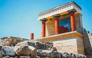 Paleis van koning Minos
