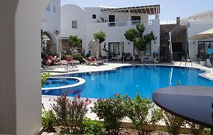 Santorini: Hotel La Mer
