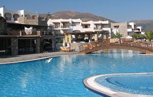 Kreta : Hotel Alexander Beach
