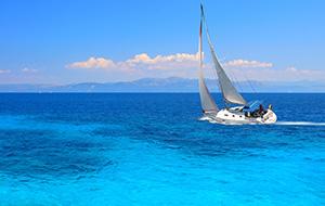 Trotseer de Egeïsche Zee