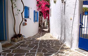 Paros: Ontdek de Cycladen-sfeer