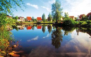 Aan het water: Vakantiepark Hogenboom Emslandermeer
