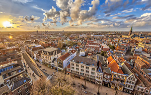 Studentenstad Groningen