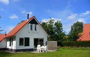 In de natuur: Vakantiepark Landal Natuurdorp Suyderoogh