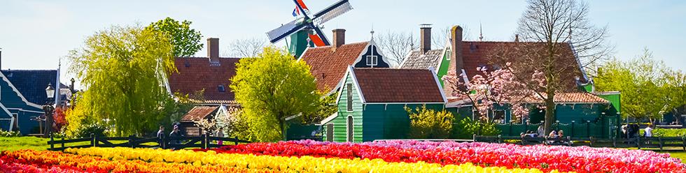 Dagjes uit in Nederland