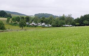 Wandelen rondom Camping Hammelbach