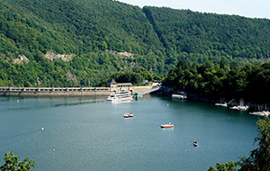 Zwemmen in Nationaal Park Kellerwald-Edersee