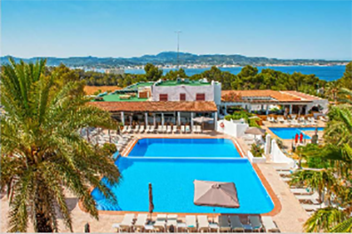 Top 5 accommodaties op Ibiza
