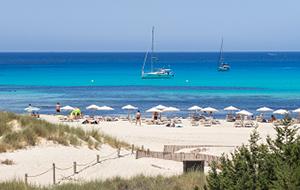 Bezoek het 'witte eiland' Formentera