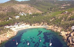 Video over Ibiza