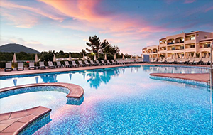 Een waar kinderparadijs bij Invisa Es Figueral Resort