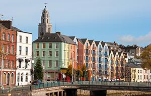 Cork, het échte Ierland