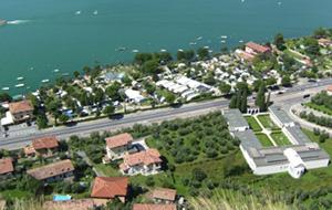 Prachtig uitzicht: Camping Riva di San Pietro