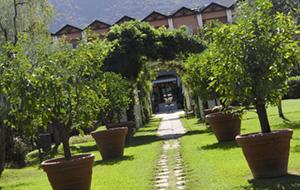 Wellness in Hotel Iseo Lago