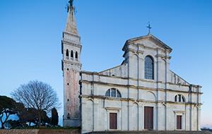Venetiaans Saint Euphemia Cathedral