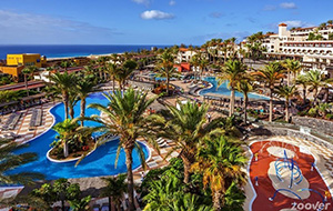Van alle gemakken voorzien: Hotel Occidental Jandia Mar