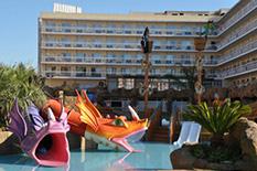 Hotel Evenia Olympic Garden