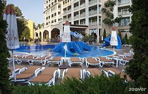 Hotel Alba in Sunny Beach