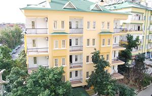 Select aparthotel in Alanya