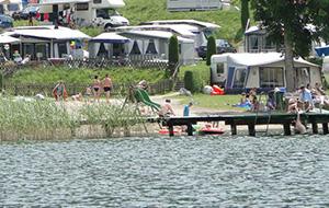 Aan het warmste meer van Karinthië: Terrassencamping Ossiacher See