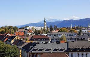 Renaissance, hofjes en cafés in Klagenfurt