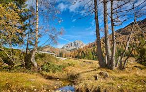 Berggebied Nassfeld op een steenworp afstand: Hermagor