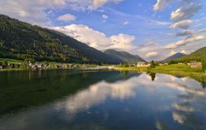Een Hollands tintje in Oostenrijk: Weissensee