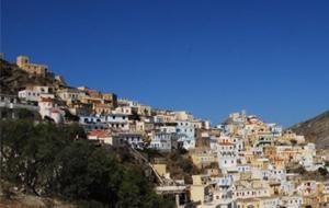 1. Het pittoreske bergdorp Olympos