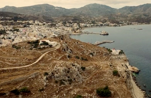 Video over Karpathos