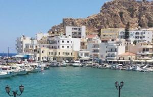 1. Pigadia, de hoofdstad van Karpathos