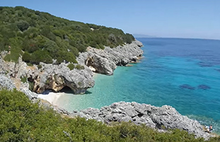 Video over Kefalonia