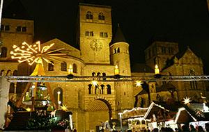 Kerstmarkt Trier bezoeken