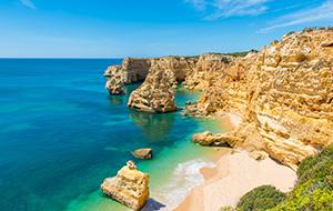 Dolfijnen spotten in Algarve