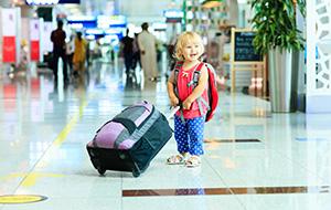 Een eigen koffer