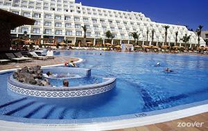 Hotel SBH Costa Calma Palace in Fuerteventura met alles erop en eraan