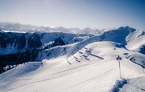 1.Eindeloos skiën in Kirchberg