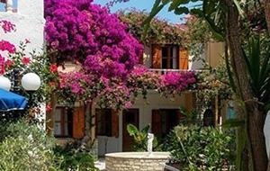 Appartement Olympia Village en de tuin