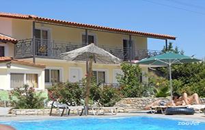 Uitzicht tot aan Turkije: Aegean View Aqua Resort