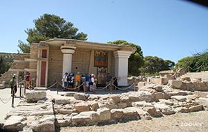 Opgravingen uit het Minoïsche tijdperk