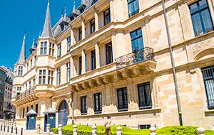 Het groothertogelijk paleis