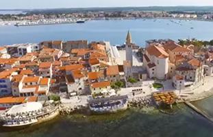 Video over Kroatië
