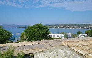 1. Met zicht op zee: Camping Krk