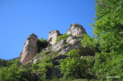 Top 5 grotten, meren en kloven